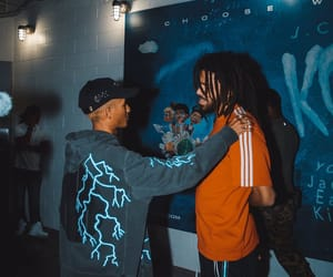jaden smith, syre, and kill our demons image
