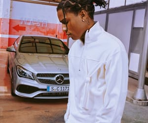 asap rocky and handsome image