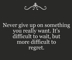 advice, empowerment, and never give up image