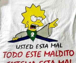 argentina, lisa simpson, and the simpsons image