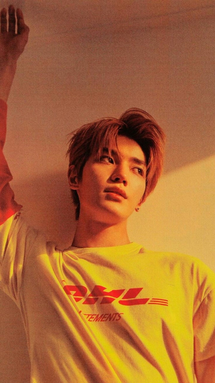 Taeyong Is Wallpaper Material Discovered By A F T E R A E S