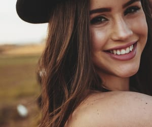 beauty, portrait, and woman image