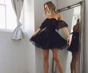 party dress lace, cute party dress, and party dress short image