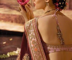 beautiful, india, and indian image