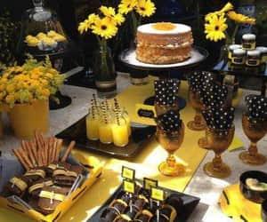 batman, desserts, and party image