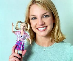 britney spears and doll image