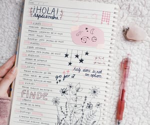 inspiration, motivation, and planner image