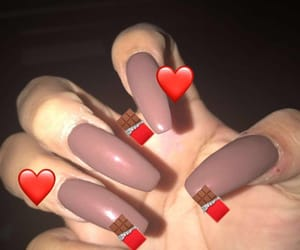 acrylics, brown, and dickgrabbers image