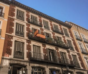architecture, art, and madrid image