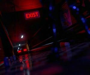 cinema4d, cyberpunk, and delorean image