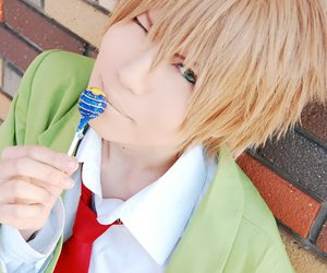 cosplay, kaichou wa maid sama, and usui image
