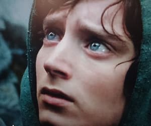 elijah wood, frodo baggins, and lord of the rings image