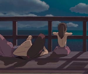 spirited away, anime, and aesthetic image