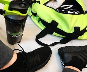 black, exercise, and motivation image