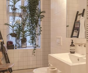 bathroom, decor, and home image