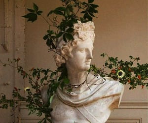 aesthetic, art, and plants image