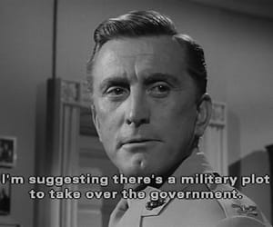 kirk douglas and seven days in may image