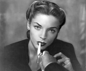 Lauren Bacall and dark passage image