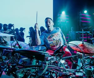 30 seconds to mars, drummer, and slovakia image
