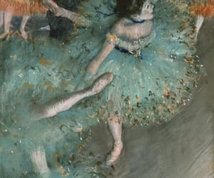 art, ballet, and painting image