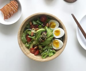avocado, supper, and breakfast image