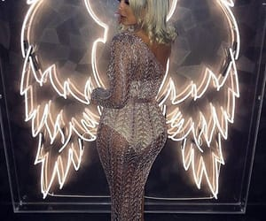 angel, clothes, and dress image