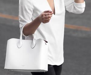 bag, belt, and chic image