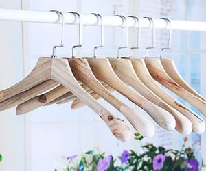 fashion, home, and hangers image
