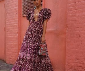 fashion, look, and gypset image
