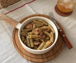 cafe, pasta, and dinner image