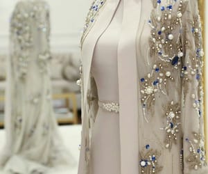 dress, fashion, and robe image