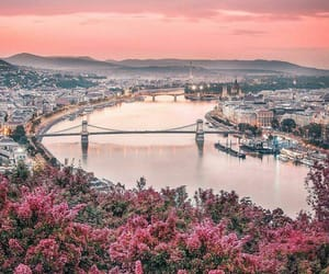 travel, aesthetic, and budapest image