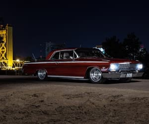 city, los angeles, and lowrider image