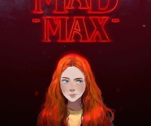 max, stranger things, and art image