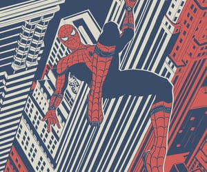 comics, peter parker, and Marvel image