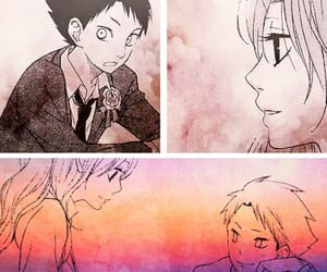 manga, tonari no kaibutsu kun, and sasayan image