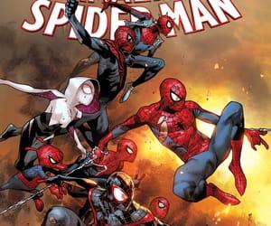 Marvel, spider man, and peter parker image
