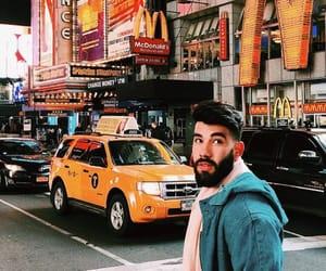 boy, new york, and nyc image