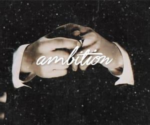 ambition, hogwarts, and slytherin image