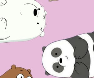 adorable, panda, and lockscreen image