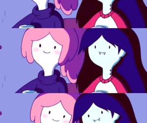 jujuba, marceline, and adventure time image