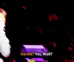 gif, horan, and narry image