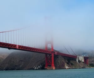 golden gate bridge, photography, and san fransisco image