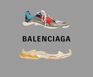 Balenciaga, luxe, and shoes image