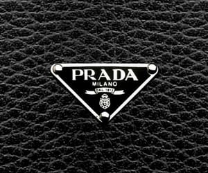 luxe, wallpaper, and Prada image