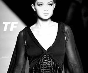 fashion, runway, and gigi hadid image
