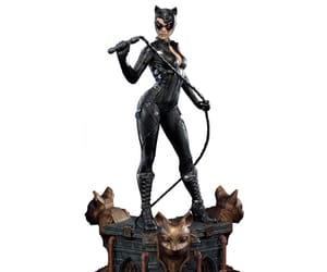 catwoman, selina kyle, and batman arkham knight image