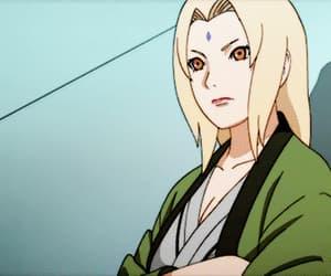 anime, anime girl, and tsunade image