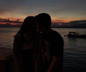 boyfriend, capture, and couple image