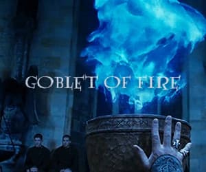 aesthetic, gif, and goblet of fire image